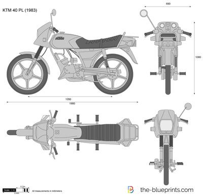 KTM 40 PL