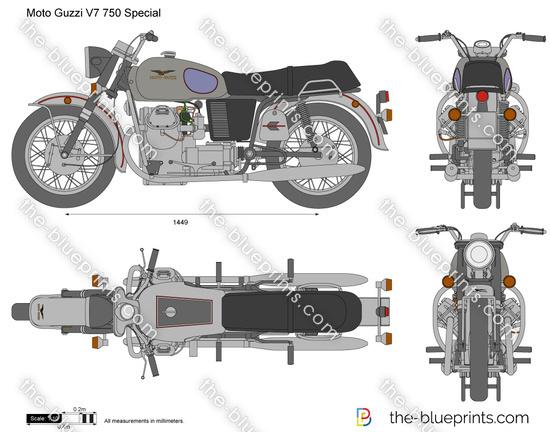 Moto Guzzi V7 750 Special