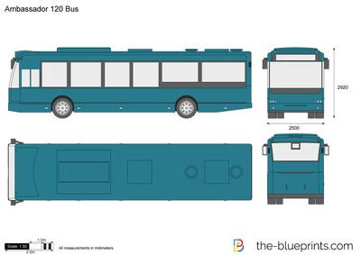 Ambassador 120 Bus