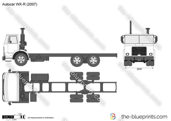 Autocar WX-R