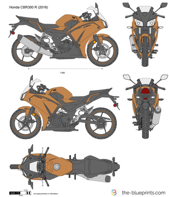 Honda CBR300 R