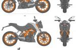 KTM 390 Duke (2016)