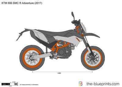 KTM 690 SMC R Adventure