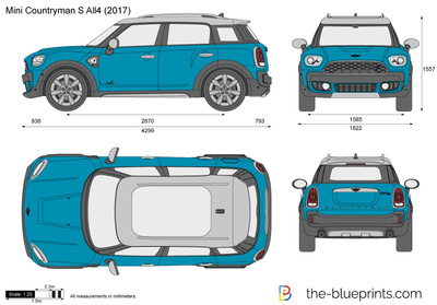 Mini Countryman S All4 F60
