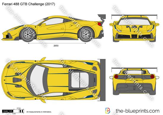 Ferrari 488 GTB Challenge