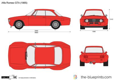 Alfa Romeo GTA (1965)