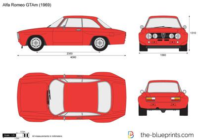 Alfa Romeo GTAm (1969)