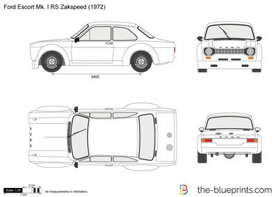 Ford Escort Mk. I RS…