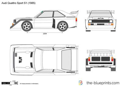 Audi Quattro Sport S1