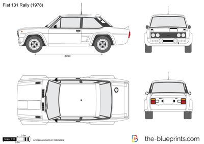 Fiat 131 Rally (1978)