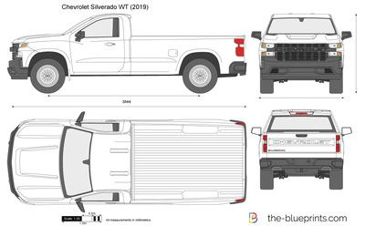 Chevrolet Silverado WT