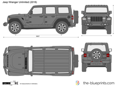 Jeep Wrangler Unlimited JL