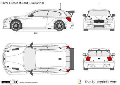 BMW 1-Series M-Sport BTCC (2013)