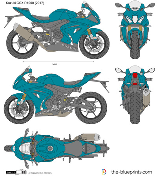 Suzuki GSX R1000