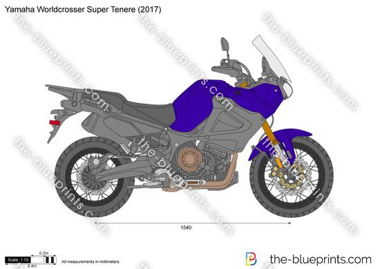 Yamaha Worldcrosser Super Tenere