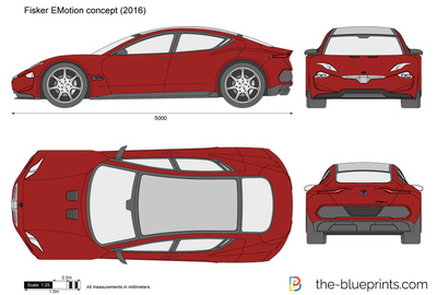 Fisker EMotion concept