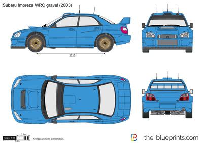 Subaru Impreza WRC g…