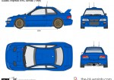Subaru Impreza WRC t…