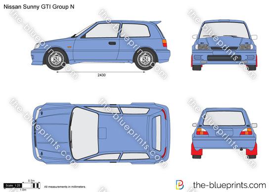 Nissan Sunny GTI Group N
