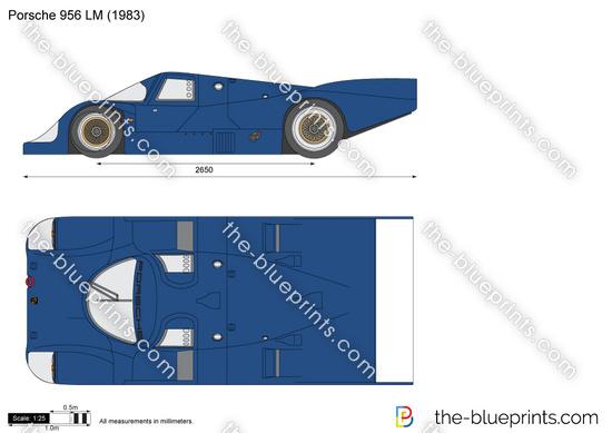 Porsche 956 LM