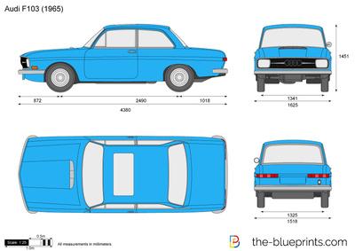 Audi F103 (1965)