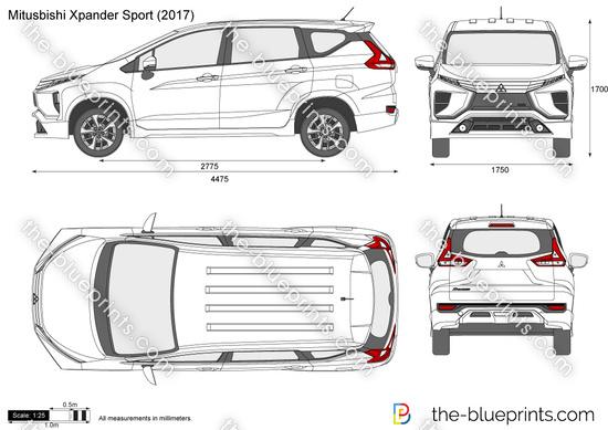 Mitusbishi Xpander Sport