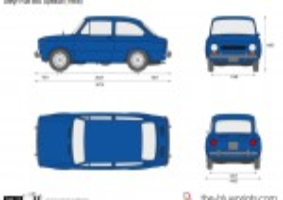 Steyr-Fiat 850 Spezial