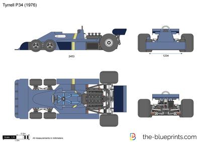 Tyrrell P34 (1976)
