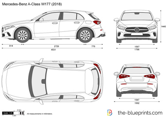 Mercedes-Benz A-Clas…