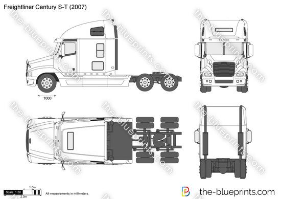 Freightliner Century S-T