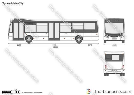 Optare MetroCity