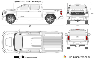 Toyota Tundra Double Cab TRD