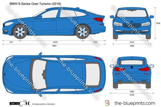 BMW 6-Series Gran Turismo G32