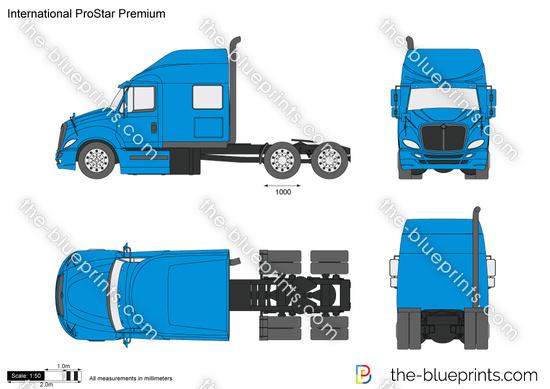 International ProStar Premium
