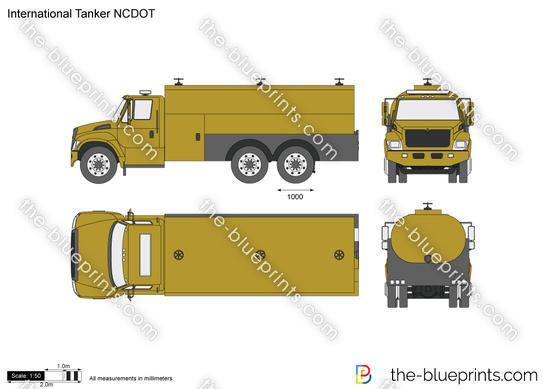 International Tanker NCDOT