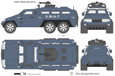 SWAT Vehicle GM