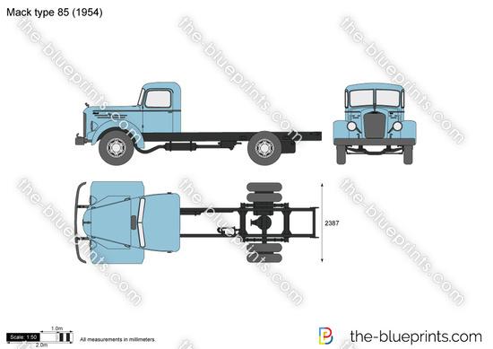 Mack type 85