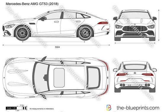 Mercedes-Benz AMG GT53