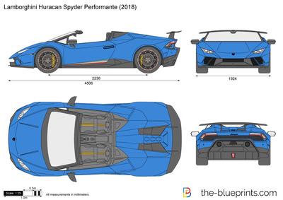 Lamborghini Huracan Spyder Performante