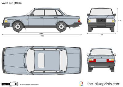 Volvo 240 (1993)