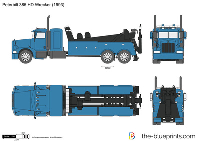 Peterbilt 385 HD Wrecker
