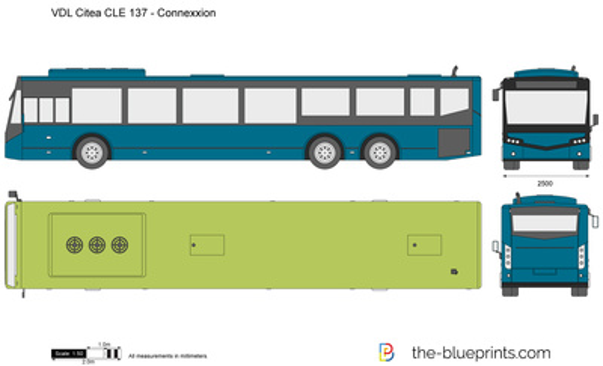 VDL Citea CLE 137 - Connexxion