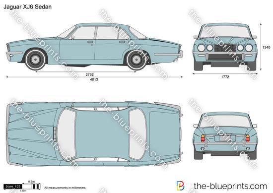 Jaguar XJ6 Sedan