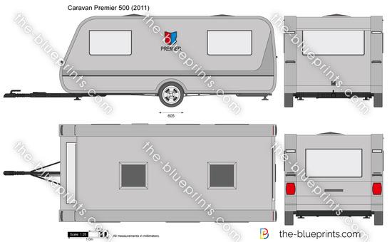 Caravan Premier 500