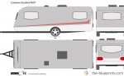 Caravan Sunbird 460T