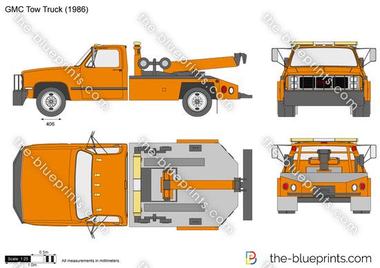 GMC Tow Truck
