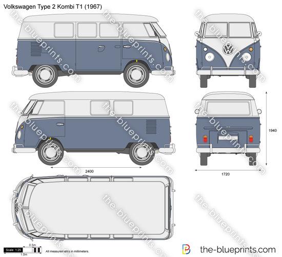 Volkswagen Type 2 Kombi T1