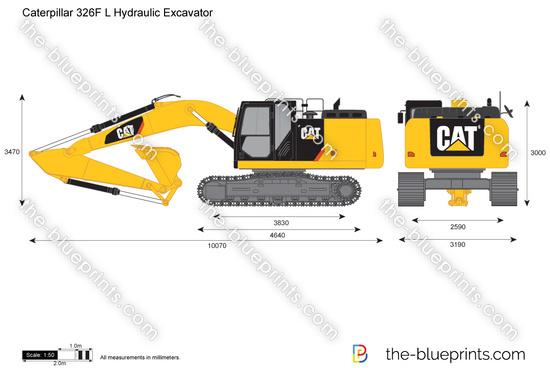 Caterpillar 326F L Hydraulic Excavator