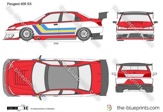 Peugeot 406 SX