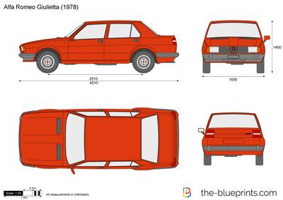 Alfa Romeo Giulietta (1978)